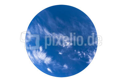 Quellwolken - die etwas andere Perspektive