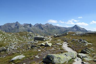 Wilde Gotthard-Gegend