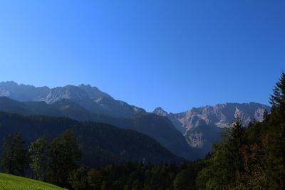 Wettersteingebirge 02