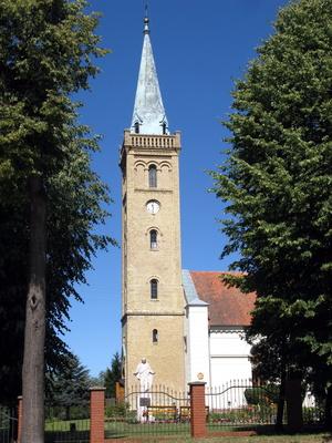 Kirche von Mikolajki