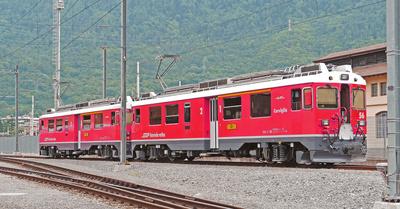 Berninabahn - starker Doppelpack