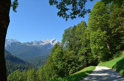 Nordwand der Alpspitze 03