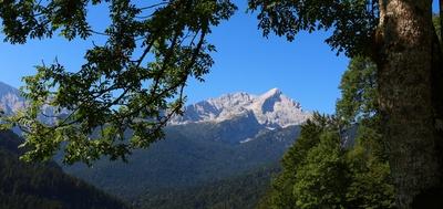 Nordwand der Alpspitze 04