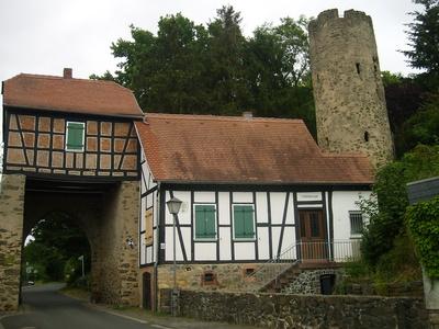 Das Obertor in Hanau-Mittelbuchen