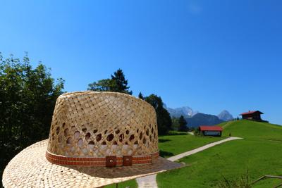 Keine Wanderung ohne meinen Hut:-)  02