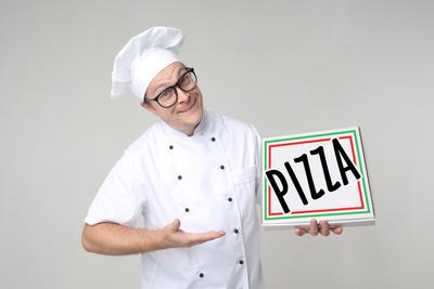 Hunger auf Pizza?
