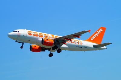 Spirit of easy Jet startet