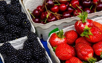 Viktualienmarkt - Obst
