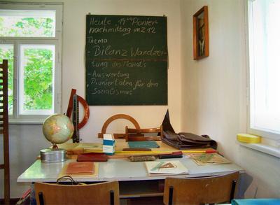 DDR Klassenzimmer