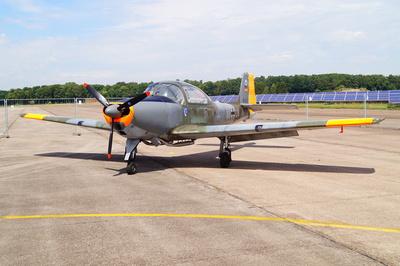 Piaggio P-149D - Schulflugzeug der Luftwaffe