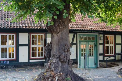 Rostock - Klosteranlage »Zum Heiligen Kreuz«