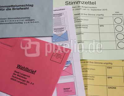 Wahlschein