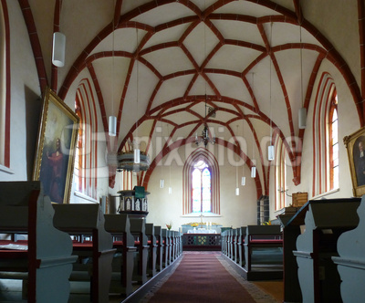 Evangelische Kirche St. Marien in Wesenberg (MV)
