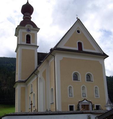 Kirche in Ellmau
