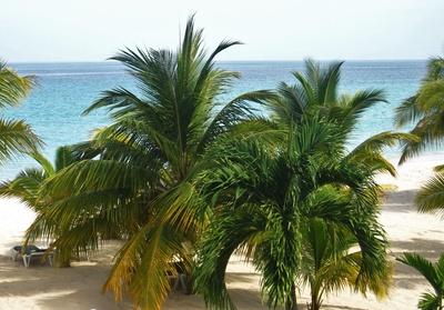 Jamaika, am Seven Miles Strand