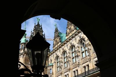 Hamburger Rathaus 02