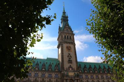 Hamburger Rathaus 03