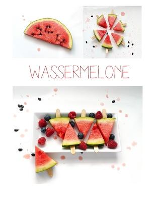 Wassermelone . . .