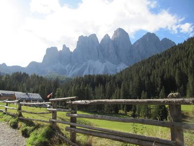 Geislergruppe Südtirol Italien