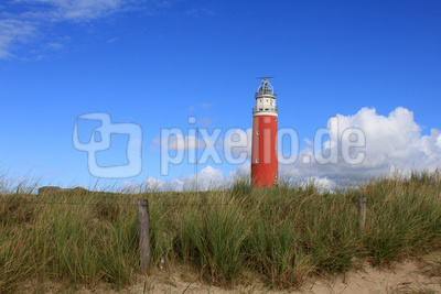 Der Leuchtturm auf Texel
