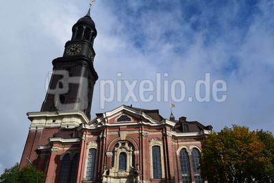 Hamburg - St. Michaelis 01