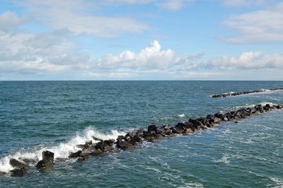 Ostsee vor Sellin