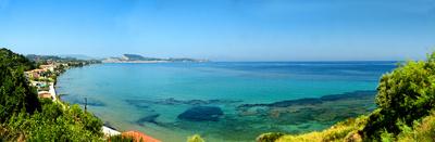 Zakynthos, Bucht auf Skopos
