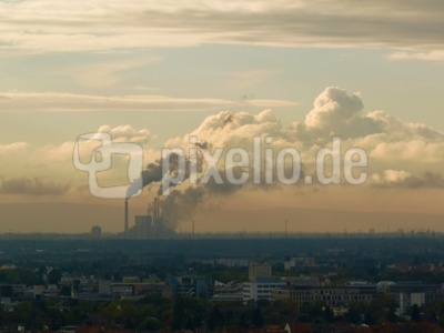Industrieromantik im Rhein-Neckar-Dreieck