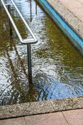 Wassertretstelle