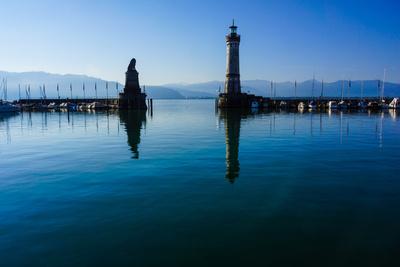 Hafen Lindau Bodensee 2