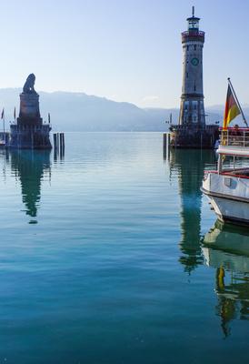 Hafen Lindau Bodensee 4