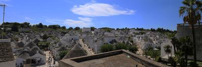 Trullidorf in Alberobello