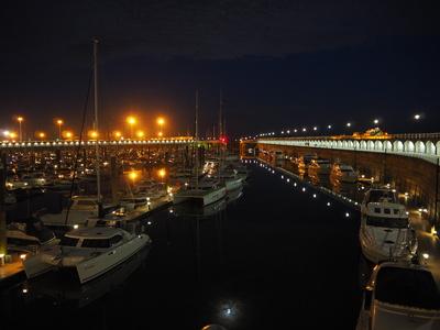 Yachthafen in St. Helier, Jersey