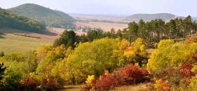 Thüringer Herbstlandschaft