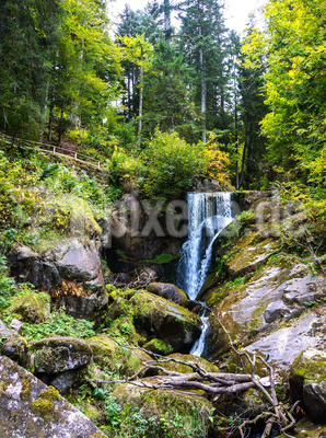 Triberg Wasserfall 1