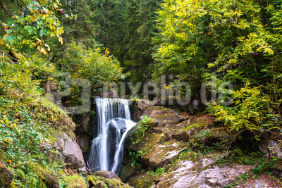 Triberg Wasserfall 3
