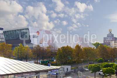 Deutsches Fußballmuseum und U-Turm