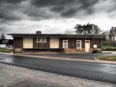 Dorfbahnhof - Hemhofen