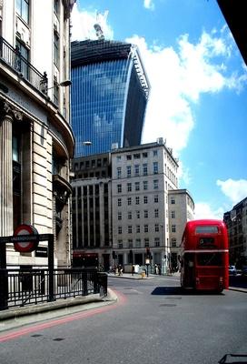 Bustrip in London