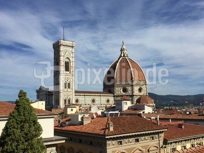 Dom von Florenz / Cattedrale di Santa Maria del Fiore