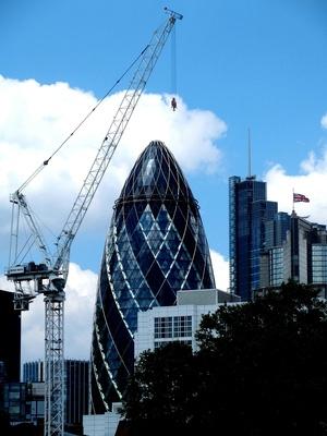 London - Gherkin Building