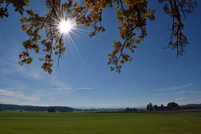 Bayerische Herbstluft...