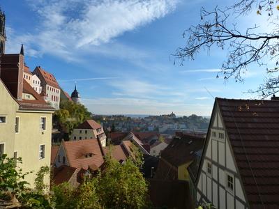Panorama - Meissen