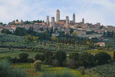 San Gimignano - Manhatten des Mittelalters