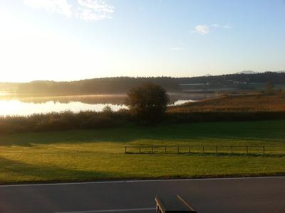 Pelhamer See, Sonnenaufgang4