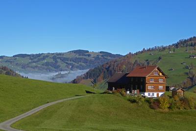 Toggenburger Landschaft