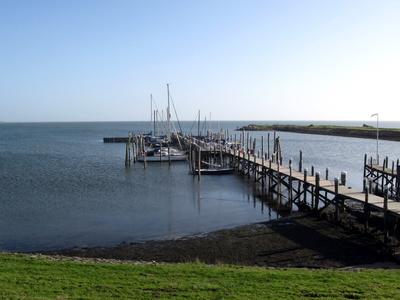 Hafen von Rantum