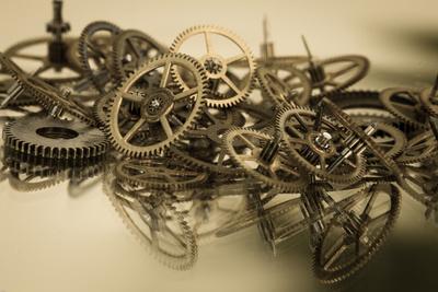 Uhrwerkrätsel