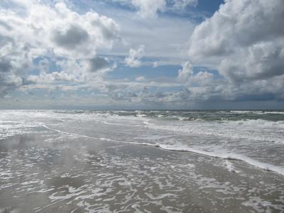 Rauschende Nordsee