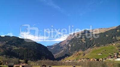 Grindelwald im Herbst